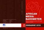 African media barometer - Zimbabwe 2010