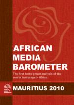 African media barometer - Mauritius 2010