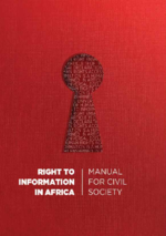 Right to information in Africa