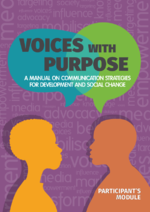 Voices with purpose